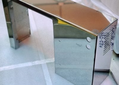 Electropolished Stainless