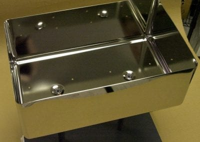 Electropolished Stainless Tank