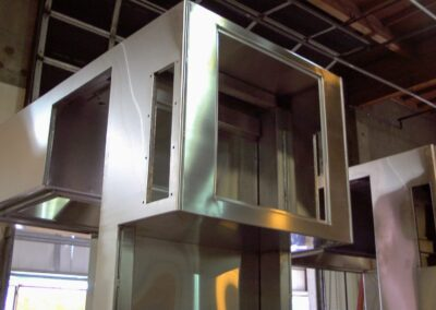 Stainless Wet Process Station