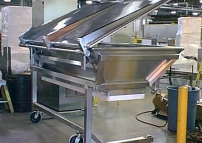 Large Commercial Food Processing Equipment