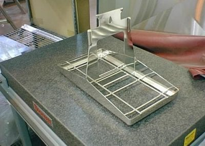 Stainless Wafer Basket 200mm